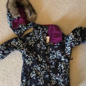 Roxy Sz. 10 Dry Flight Tech Snow Coat